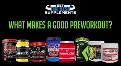 What makes a good pre workout supplement?