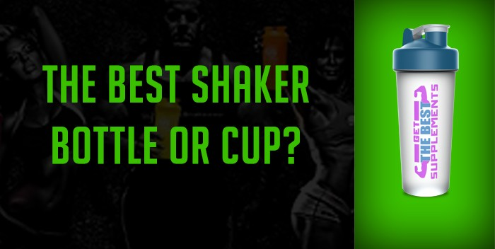 What are the Best Shaker Bottles or Cups?