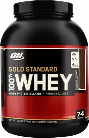 Optimum Nutrition : Gold Standard 100% Whey Review