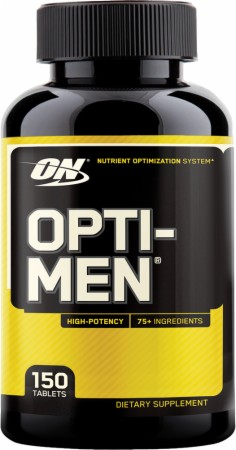 Optimum Nutrition : Opti-Men Multivitamins Review