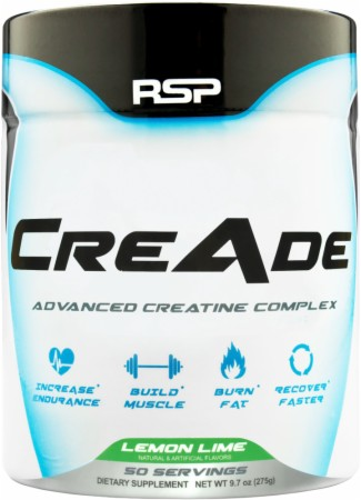 RSP Nutrition Creade Supplement Review