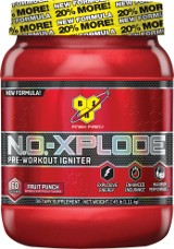 BSN NO Xplode REVIEW (pre workout)