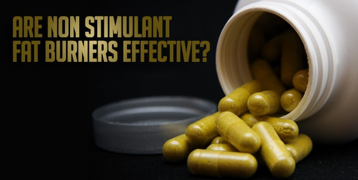 Are Non Stimulant Fat Burners Effective?