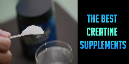The best creatine supplements on the market!