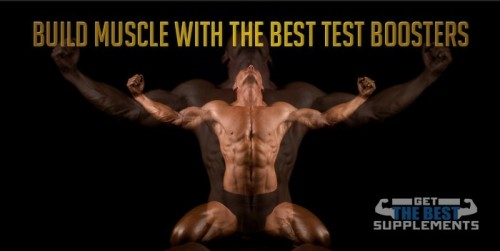 Build Muscle With the Best Test Boosters of 2015